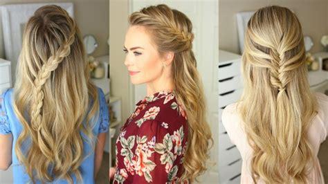 5 Harmless, Heatless Hairstyles For Summer