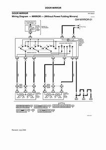 Saturn Mirror Wiring Diagram