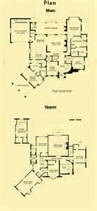 tudor home plans large manor house  steep rooflines