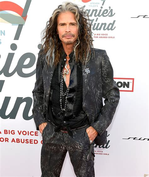 Steven Tyler Loves Being Grandfather People