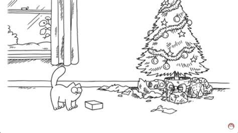 best 28 simons cat weihnachtsbaum die besten 25