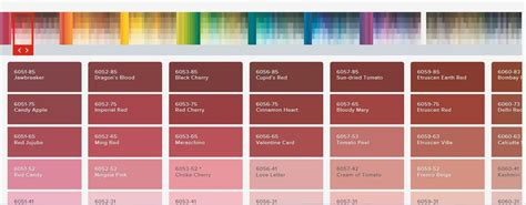 pink paint color names pictures to pin on