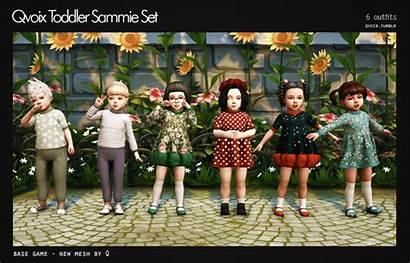 Qvoix Cc Toddler Sammie Info