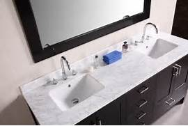 Double Sink Vanity Tops For Bathrooms by Adorna 72 Inch Transitional Double Sink Bathroom Vanity Set