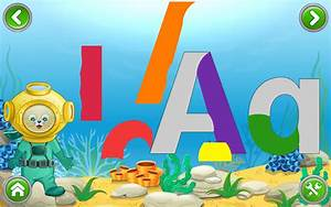 Kids abc letters lite android apps on google play for Kids abc letters lite