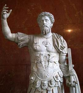 ancientart: Ancient Roman sculpture of Marcus...   Roman ...