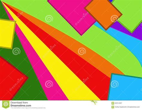 fondo brillante abstracto con las figuras geom 233 tricas