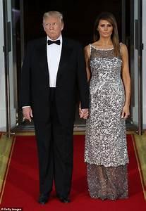 National Christmas Tree Lighting 2019 Melania Trump Pays Tribute To The Late Karl Lagerfeld