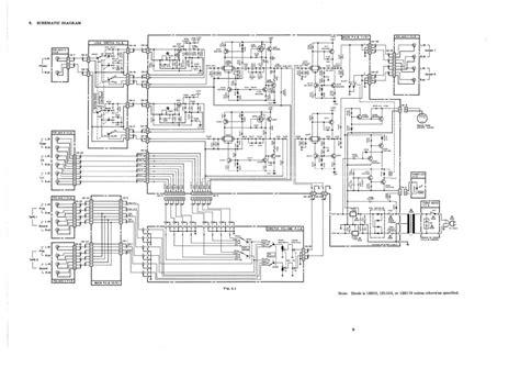 Dbx Crossover Wiring Diagram by The Nakamichi Ca 5a Prelifier Audiophile Addicts
