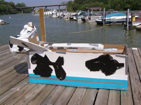 Cardboard Boat Basics by Make A Cardboard Boat All