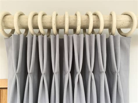 How To Make Lined Pinch Pleated Curtains, Double