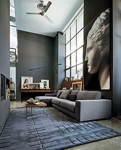 20, Gray, Living, Room, Designs, U2013, The, Elegance, Of, Gray, In, Interior, Design