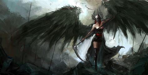 Anime Grim Reaper Wallpaper - grim reaper backgrounds 68 images
