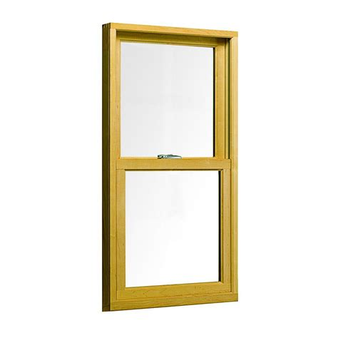andersen       series woodwright double hung wood window wwdhi  home