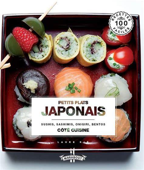 cuisine japonaise livre 3 livres indispensables pour s initier à la cuisine