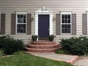Front Porch Stoop Designs