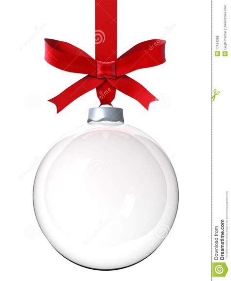 empty christmas ornament royalty free stock photos image