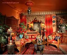 Moroccan Home Decor Ideas  Mediterranean  Living Room  Los Angeles  By Ba
