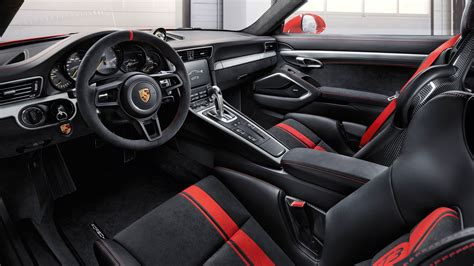 porsche carrera interior 2017 porsche unveil updated 911 gt3 calvin 39 s car diary