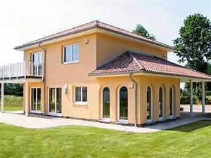 Haus Bauen Beispiele : haus bauen ideen f r sie haben elegante traumhaus mit stilvolle dekoration ~ Markanthonyermac.com Haus und Dekorationen