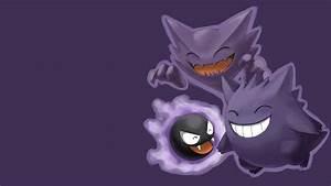 Pokemon Nicknames! Send Suggestions!! - ghastly, haunter ...
