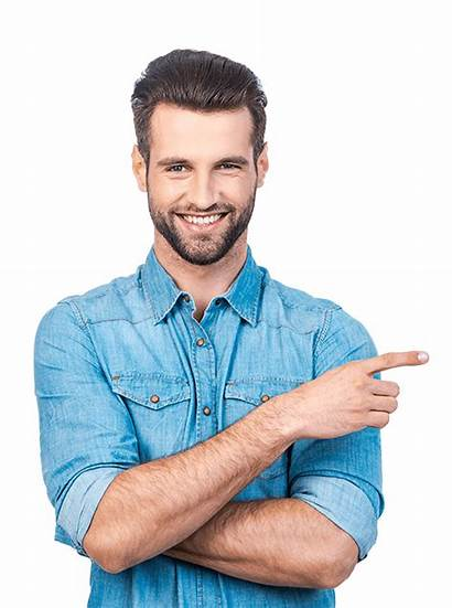Pointing Guy Business Naming Company Platform Service