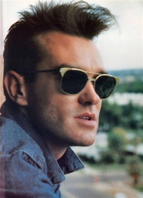 morrisey is a legend the poetry of his songs amazing
