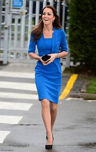 Kate Middleton's dresses • evening gowns, workwear, casual ...