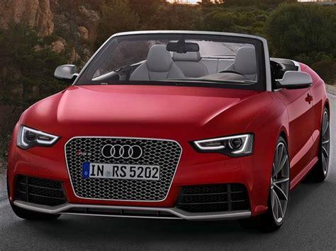Audi A5 Cabriolet 2016
