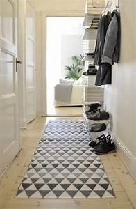 un tapis dans mon entree o aventure deco With tapis pour entrée de maison