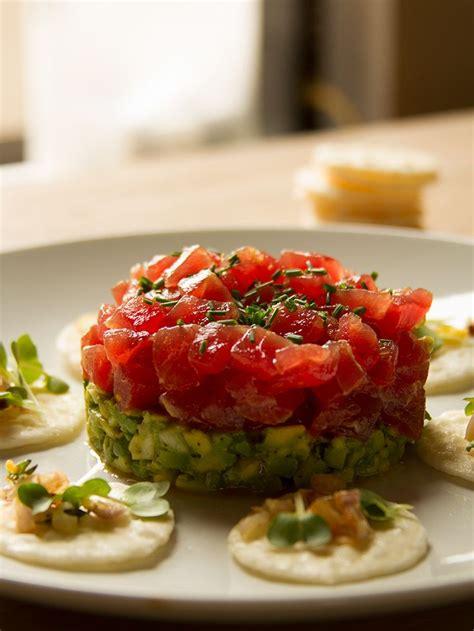 tartare cuisine tuna tartare recipe dishmaps
