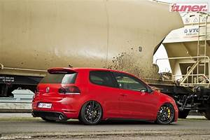 Golf 6r : vw golf mkvi gti porsche influences automotive tuner ~ Gottalentnigeria.com Avis de Voitures