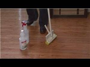Housekeeping tips how to make hardwood floors shiny for How to make your floor shiny