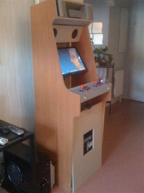ma nouvelle borne d arcade fait maison