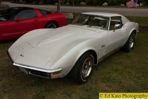 1971 White Corvette Stingray