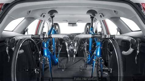 honda innenraum fahrradtraeger fuer civic tourer