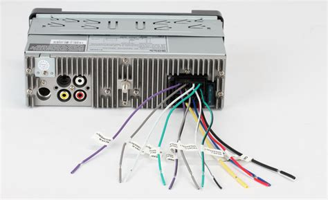 Bos Radio Wiring Harnes by Audio Systems 810dbi In Dash Single Din