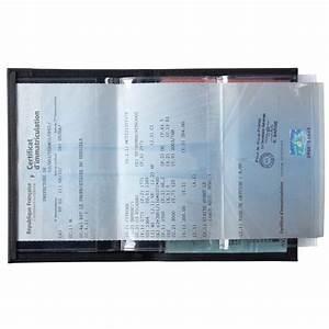 Carte Grise Voiture Etrangere : porte carte grise cuir ~ Gottalentnigeria.com Avis de Voitures