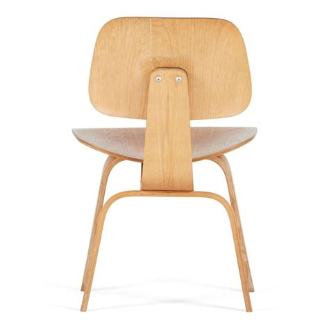 1940s dcw molded plywood chairs by charles and