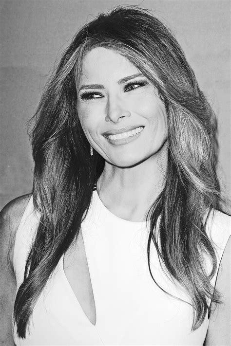 Почему она так хороша: секреты красоты Мелании Трамп   Звездный стиль на www.elle.ru