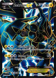 Serebii.net TCG Next Destinies - #97 Zekrom EX