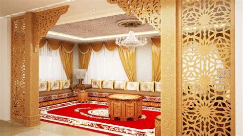 decoration des maisons marocaine salon marocain de luxe d 233 co maison salon