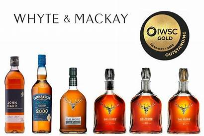 Iwsc Mackay Whyte Whiskies Whisky Portfolio Shine
