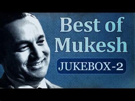 My Favourite Songs Of Mukesh