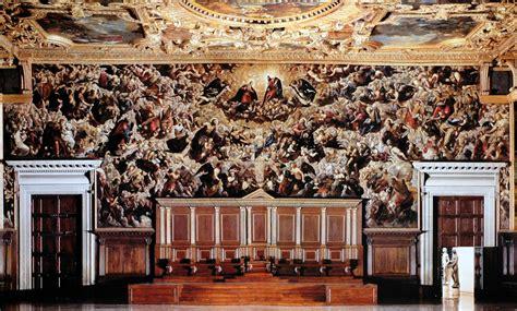 palais des doges salle du grand conseil accueil