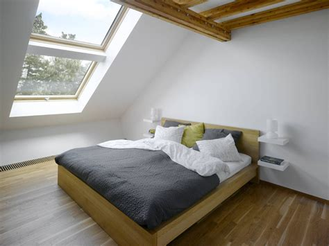 Small Attic Loft Apartment In Prague