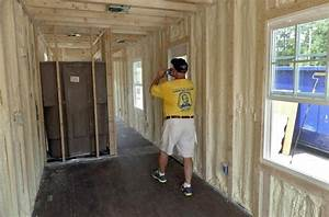 Turning shipping containers into housing for SC's homeless ...