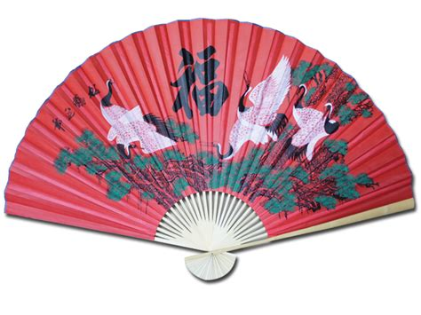 how to hang paper fans on wall large 84 quot folding chinese wall fan oriental paper hanging