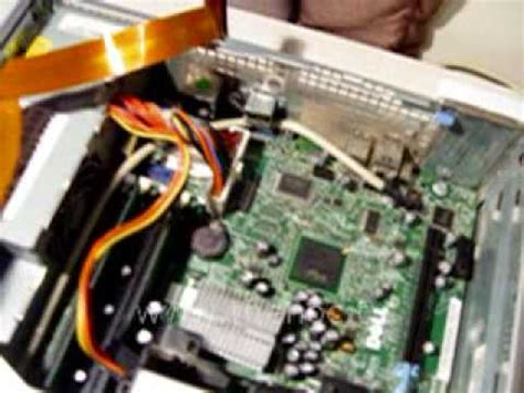replacing  power supply   dell small form factor