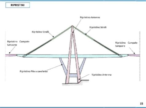 cemento armato precompresso dispense storia dei lavori per rinforzare il ponte morandi non